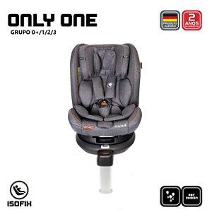 Cadeira Only One Asphalt - ABC Design