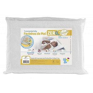 Travesseiro Baby Favinhos de Mel - 0+