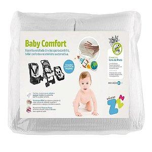 Assento Estofado de Cisco para Carrinho e Cadeira Automotiva - Baby Comfort