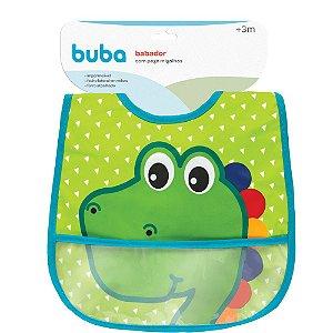Babador com Bolso Dino - Buba
