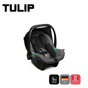 Bebê conforto Tulip Asphalt Diamond - ABC Design