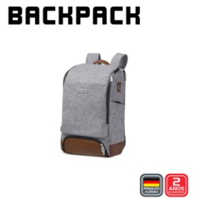 Mochila Backpack tour - Graphite Grey - ABC Design