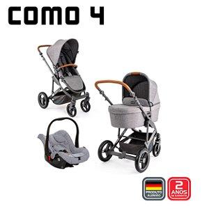 Carrinho COMO4 Trio - Woven - ABC