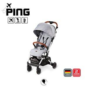 Carrinho Ping Graphite Grey - ABC Design