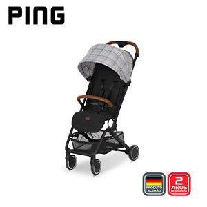 Carrinho Ping Xadrez- ABC Design