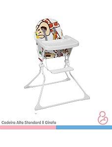 Cadeira Alta Standard II Girafa - Galzerano