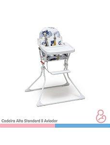 Cadeira Alta Standard II Aviador - Galzerano