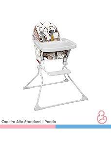 Cadeira Alta Standard II Panda - Galzerano