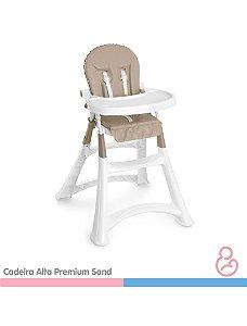 Cadeira Alta Premium Sand - Galzerano