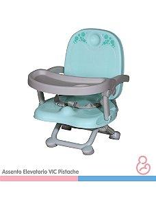 Assento elevatório Vic Pistache - Galzerano