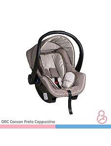 Bebê conforto Cocoon Capuccino - Galzerano
