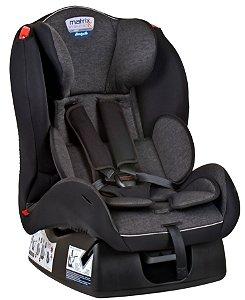 Cadeira auto Matrix Evolution K Mesclado Preto - Burigotto