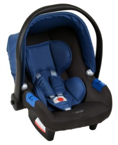 Bebê conforto Touring X Cz Azul - Burigotto
