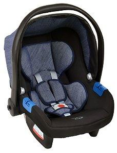 Bebê conforto Touring X Mesclado Azul - Burigotto