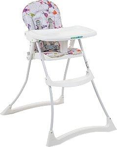 Cadeira de refeição Bon Appetit XL Monstrinhos -Burigotto