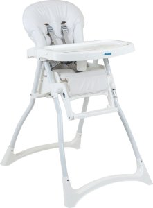 Cadeira de refeição Merenda Branca - Burigotto