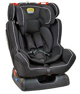 Cadeira auto Infinity Black - Burigotto