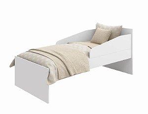 Mini cama Juju Branco Brilho - Reller