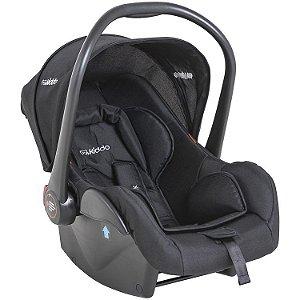 Bebê Conforto Casulo Click 415E Preto - Kiddo