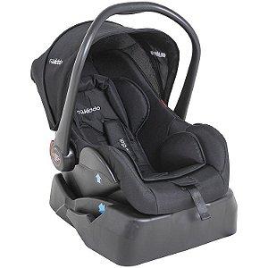 Bebê Conforto Casulo Click 415 C - Melange Preto - Kiddo