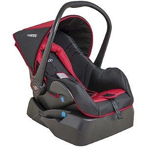 Bebê Conforto Casulo Click 415 H Vermelho - Kiddo