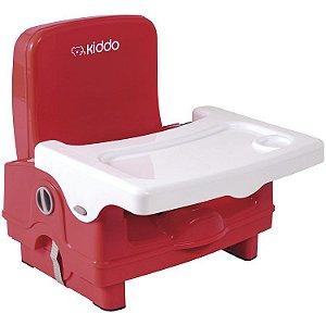 Cadeira de Alimentação Portátil Sweet Vermelho - Kiddo
