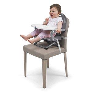 Assento elevatório Pocket Snack Dark Grey - Chicco
