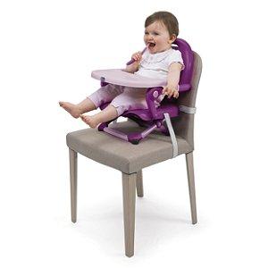 Assento elevatório Pocket Snack Violeta - Chicco