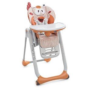 Cadeira de Refeição Polly2Start Fancy chicken -Chicco