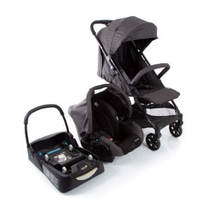 Travel System Skill Black Denim - Safety 1st