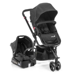 Travel System Mobi Full Black - Safety 1st