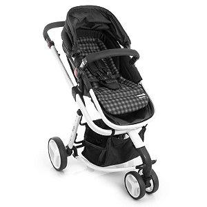 Almofada Safe Comfort Plaid Black - Safety 1st