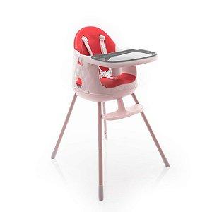 Cadeira de refeição Jelly Red - Safety 1st