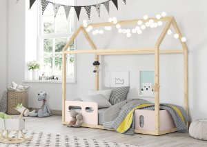 Mini cama Liv Rose Natural - Matic