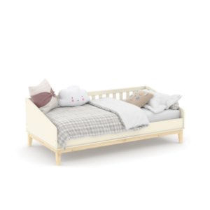 cama babá nature off white natural - matic
