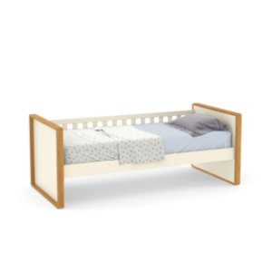 cama baba tutto new off white freijo -matic