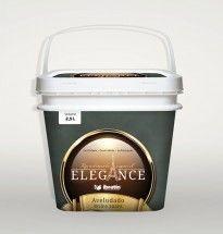 IBRATIN - Linha Elegance Fundo Aveludado Brilho Suave 2,5L