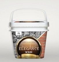 IBRATIN - Linha Elegance Tijolo e Pedra 20 kg