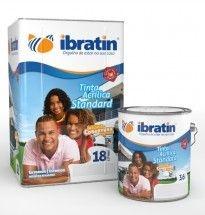 IBRATIN - Tinta Acrílica Standard 3,6L