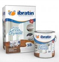 IBRATIN - Pinta Gesso e Drywall