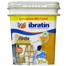 IBRATIN - Repinta Textura (Lançamento)
