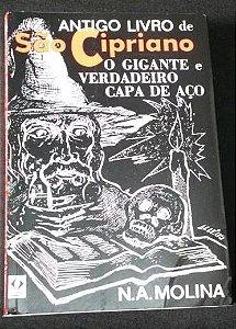Livro  Raro De São Cipriano