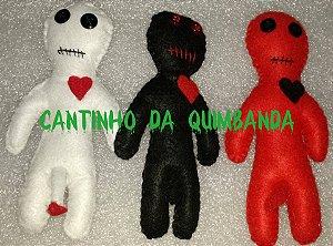 Boneco De Quimbanda Voodoo Homem