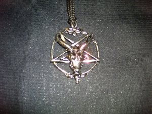 Pingente Pentagrama Bode
