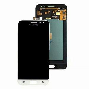 Display c/Touch SM-J320 Galaxy J3 2016 branco