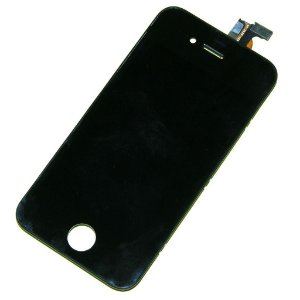 Display c/Touch Iphone 4G Preto