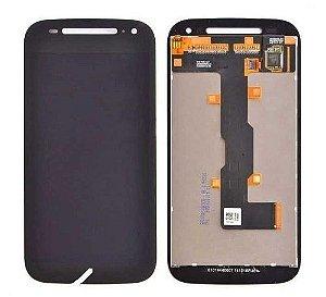 Display c/Touch Moto E 2ª geração XT1523 preto