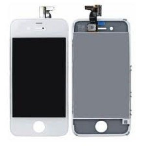 Display c/Touch Iphone 4s branco