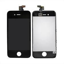 Display c/Touch Iphone 4s preto