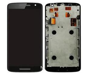 Display c/flip completo XT1563 Moto X Play preto (o)